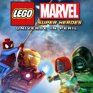 LEGO Marvel Super Heroes (Лего Марвел Супер Герои)