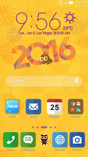 Happy New Year Zenny! скачать на Андроид
