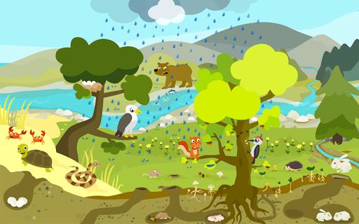 Игра BioMio–приложение по биологии для планшетов на Android