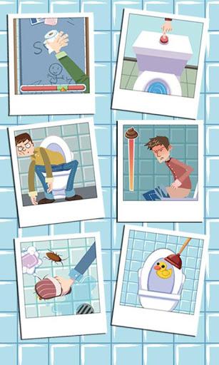 Приключения в туалете - Toilet скачать на Андроид