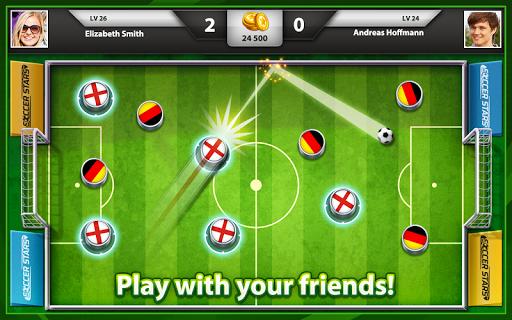 Игра Soccer Stars на Андроид