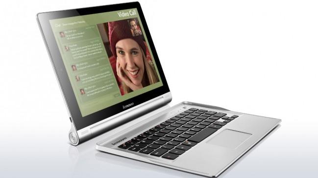 Обзор планшета Lenovo Yoga Tablet 10 B8000