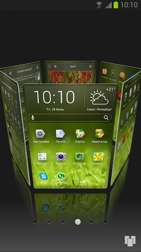 SPB Shell 3D скачать на планшет Андроид