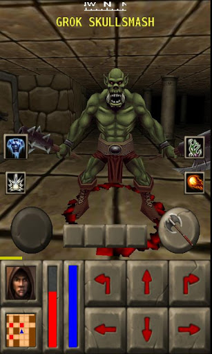 "Игра ""Deadly Dungeon"" для планшетов на Android"
