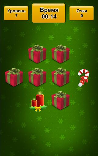 Рождественская игра на память скачать на планшет Андроид