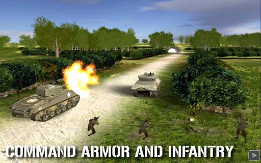 """Игра """"Combat Mission: Touch"""" на Андроид"""