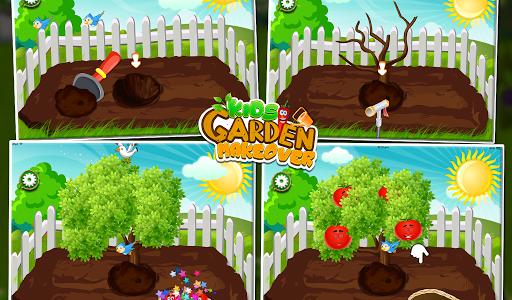 Игра Kids Garden Makeover на Андроид