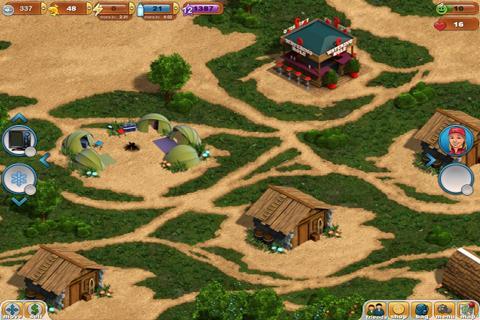 """Игра """"Fishing Paradise 3D"""" для планшетов на Android"""