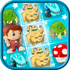 Master of Monsters Puzzle Saga