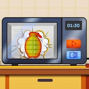 Микроволновка: Взрыв. Симулятор