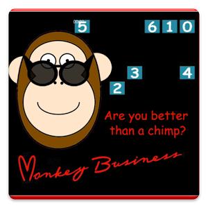 Monkey Business, a memory game
