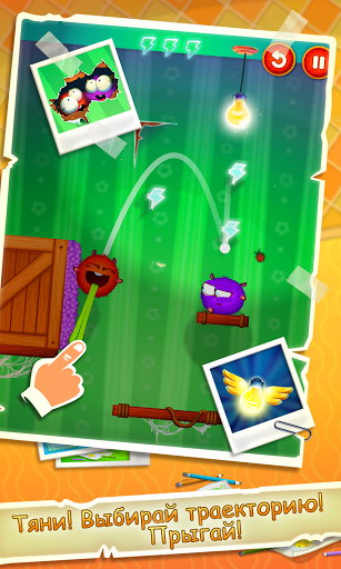 Игра Lightomania на Андроид