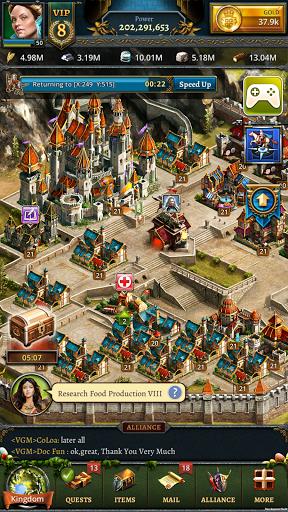 Age of Lords: Legends & Rebels скачать на Андроид