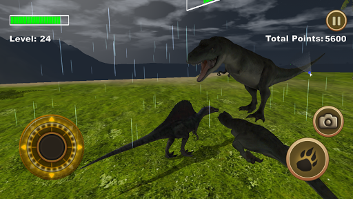 Spinosaurus Survival Simulator скачать на Андроид