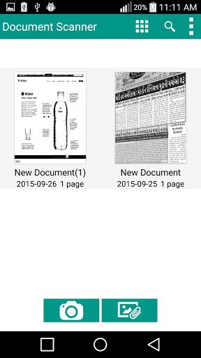 Document Scanner скачать на планшет Андроид