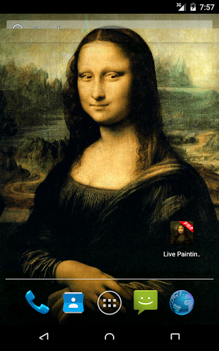 Live Paintings Wallpaper Pro для планшетов на Android