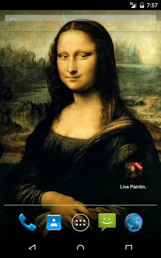 Live Paintings Wallpaper Pro на Андроид