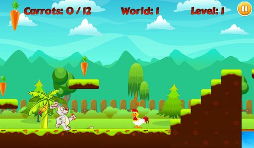 Bunny Run для планшетов на Android