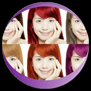 NiceHair — Hair Color Changer