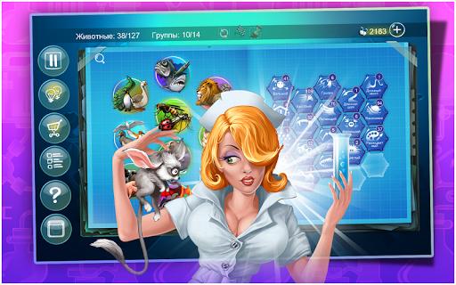 Игра Doodle Creatures HD для планшетов на Android