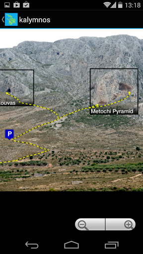 Kalymnos Rock Climbing Topo на Андроид