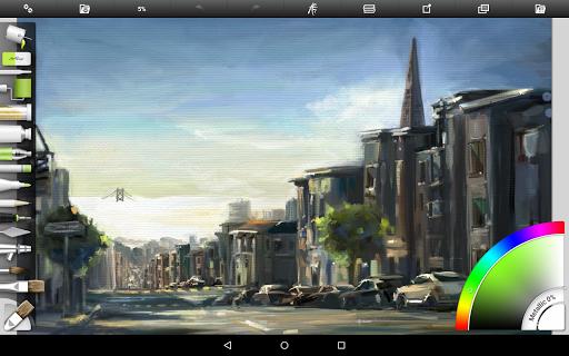 ArtRage для планшетов на Android