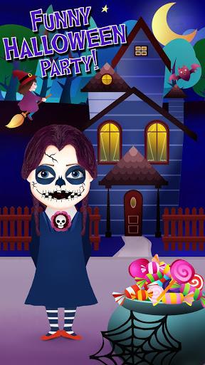 Funny Halloween Party скачать на Андроид