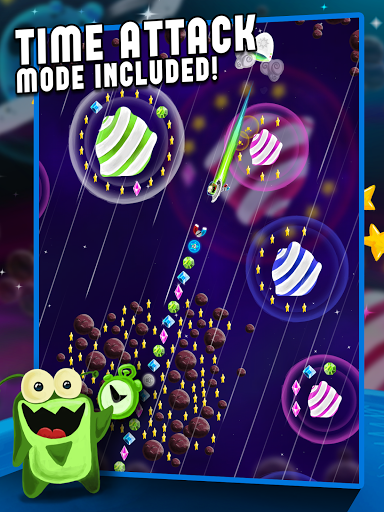 Игра An Alien with a Magnet для планшетов на Android