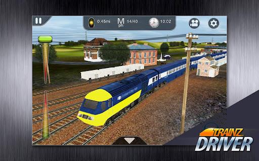 "Игра ""Trainz Driver"" на Андроид"