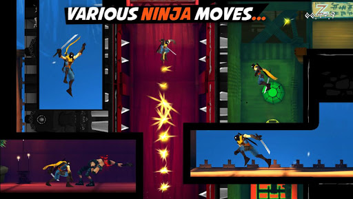 Игра Shadow Blade для планшетов на Android