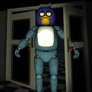 One night of jumpscare animatronic