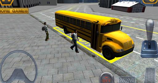 Schoolbus 3D