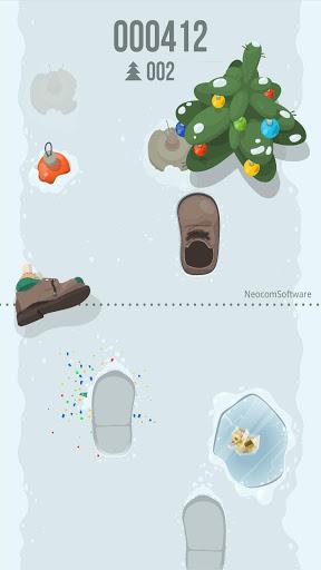 Minefield Run: Новогодняя ёлка скачать на Андроид