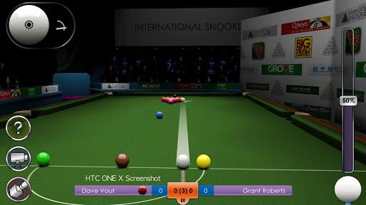"Игра ""International Snooker Pro THD"" на Андроид"