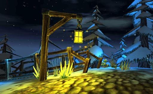 3D Winter Forest Live WP скачать на Андроид
