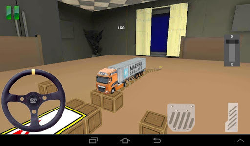 Игра Driving Simulator 3D для планшетов на Android