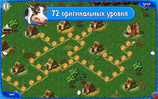 Весёлая ферма - Free скачать на планшет Андроид