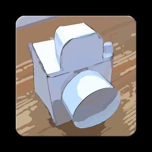 Бумажная камера