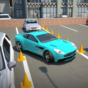 Urban City Car Drive 3D
