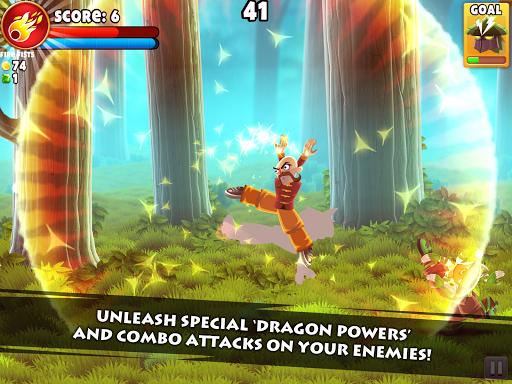 Игра Dragon Finga для планшетов на Android