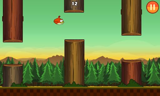 Игра Clumsy Bird на Андроид