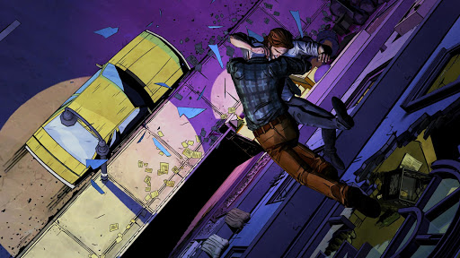 The Wolf Among Us для планшетов на Android