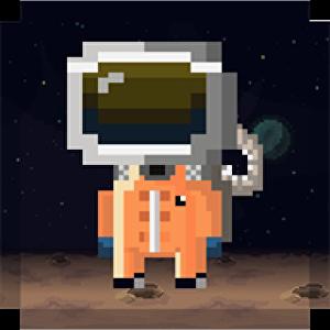 Пиксель аркада — Double Jump