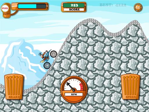 Игра Hill Climb Free для планшетов на Android
