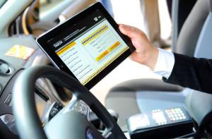 Лучшие планшеты для таксистов