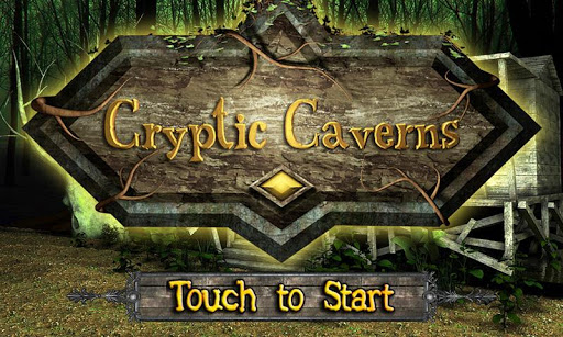 "Игра ""Cryptic Caverns HD"" на Андроид"