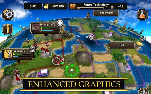 Civilization Revolution 2 для планшетов на Android