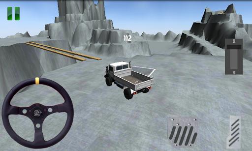 Игра Truck Simulator 4D - 2 Players на Андроид