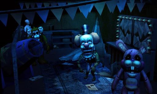 Призрак цирка 3D скачать на планшет Андроид
