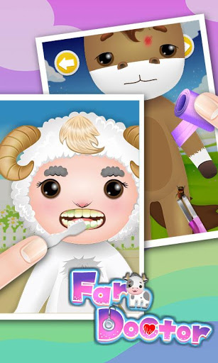 Игра Pet Farm Vet Doctor на Андроид